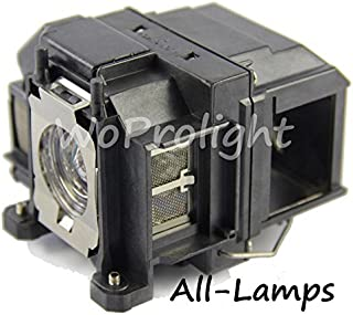 Nobo S28 WX28 X28 SP.8MW01GC01 L/ámpara de Repuesto para proyectores OPTOMA OPTOMA 3DS1 3DW1 Woprolight BL-FU185A