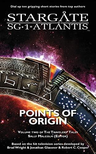 STARGATE SG 1 ATLANTIS Points of Origin Sgx product image