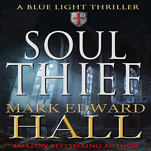 Soul Thief audiobook cover art