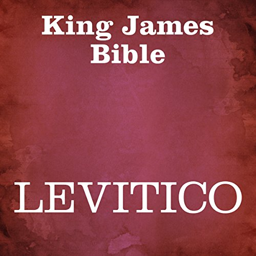 Levitico [Leviticus] audiobook cover art