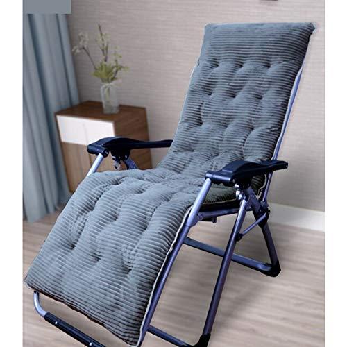 JMSL Sillón de jardín Lounge-Sillones reclinables de Gravedad Cero Ajustables con Almohadas y bandejas portavasos-Soporte portátil Plegable 200Kg,Enhanced Version+b Pad,170°