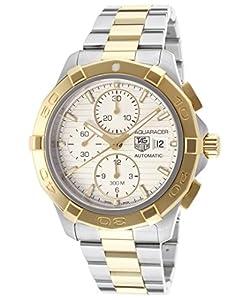 Tag Heuer Men's CAP2120.BB0834 Aquaracer Silver Dial Dress Watch image