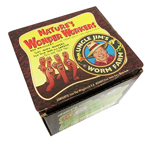 Why Should You Buy Uncle Jim's Worm Farm 100 Count European Nightcrawlers