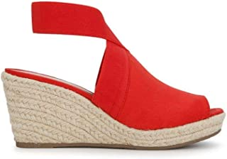 39722e9f1ee Amazon.com: espadrilles wedge 8 - International Shipping Eligible