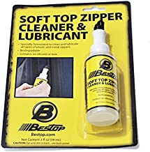 Bestop 1121600 Zipper Cleaner and Lubricant