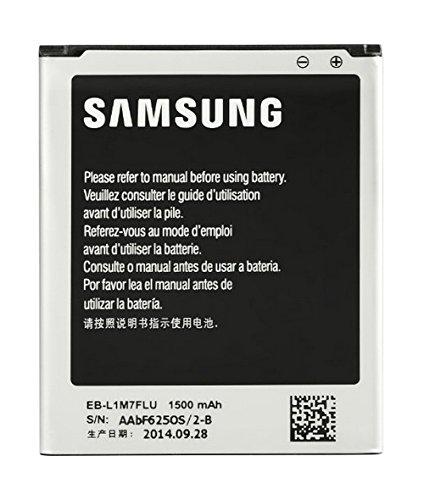 Samsung 1500mAh Li-Ion Batterie/Akku Schwarz, Silber - Handy-Ersatzteile (Batterie/Akku, Samsung, Schwarz, Silber, Lithium-Ion (Li-Ion), 1500 mAh, 3,8 V)