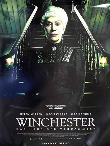 Winchester - Das Haus der Verdammten - Filmposter A1 84x60cm gerollt