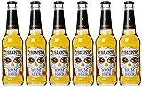 Cubanisto Rum Flavoured Premium Beer, 6 x