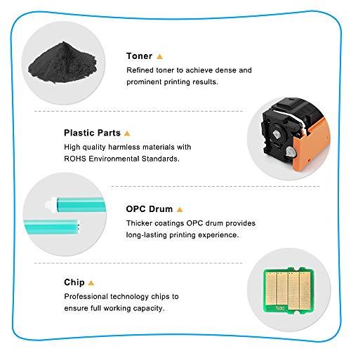 Cool Toner Compatible Toner Cartridge Replacement for HP 49A Q5949A 49X Q5949X for HP Laserjet 1320 1320N 1320TN 1320NW 3390 P2015 P2015DN 3392 HP Laserjet MFP M2727nfs M2727 Printer (Black, 2 Packs)