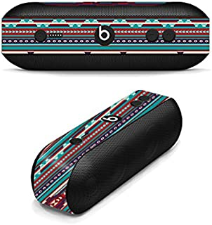 MightySkins Skin Compatible with Beats by Dr. Dre Pill Plus - Southwest Stripes | Protective, Durable, and Unique Vinyl Decal wrap Cover | Easy to Apply, Remove, and Change Styles | Made in The USA