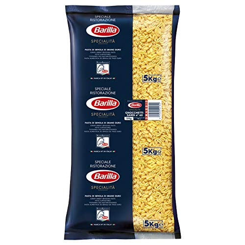 Barilla Gnocchetti sardi n.60 - 5kg