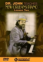 Dr John Teaches New Orleans Piano-Lesson Two