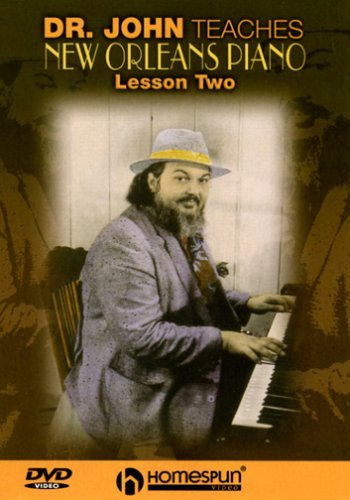Dr John Teaches New Orleans Piano 2 [1988] [UK Import]