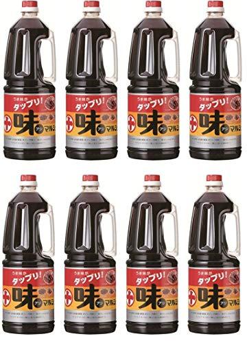 【箱売り8本】丸十大屋 味マルジュウ 1.8L