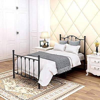 DUMEE Metal Bed Frame