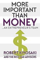 Robert Kiyosaki Books - More Important Than Money