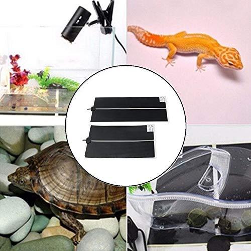 220-240 huisdieren reptielen terrarium verwarmingsmat verwarmen oven verwarmen padregelaar 5/7/14/28 1/20 / 35 / 45W