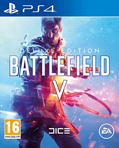 Electronic Arts - Battlefield V - Deluxe Edition /PS4 (1 GAMES)