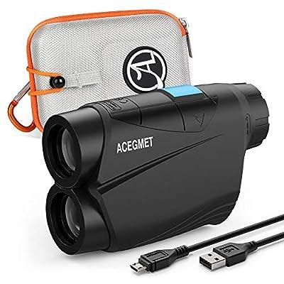 Acegmet Golf Rangefinder 650