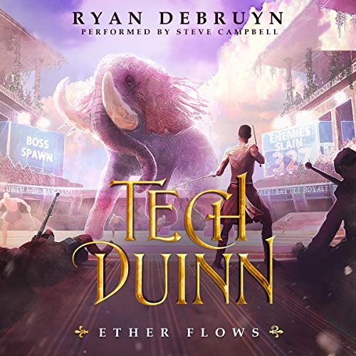 Tech Duinn Audiobook By Ryan DeBruyn cover art