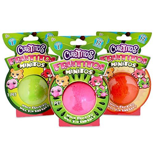 Cuteitos- Cutetitos - Fruititos Minitos - Ola 1 (Compra ciega) (Basic Fun 39221)