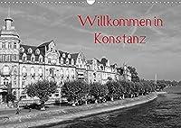 Willkommen in Konstanz (Wandkalender 2022 DIN A3 quer): Malerische Kleinstadt am Bodensee (Monatskalender, 14 Seiten )
