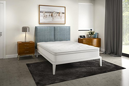 "Signature Sleep Sunrise 10"" Hybrid Coil Mattress, Queen"