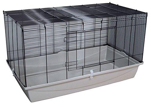 PETGARD Mäuse- und Hamsterkäfig Borneo L