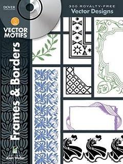 Frames & Borders Vector Motifs