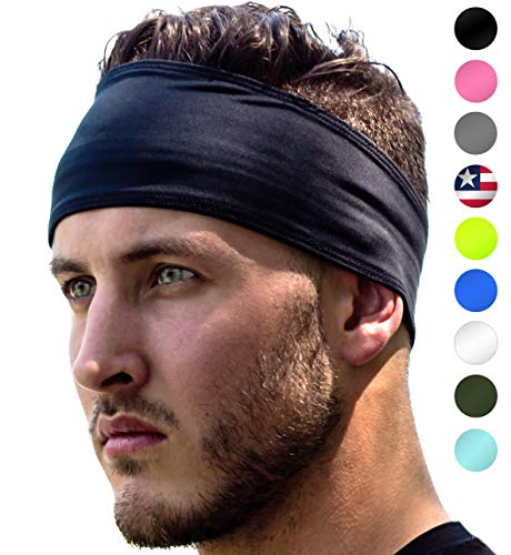 Sports Headband: UNISEX Fitness Headbands For...