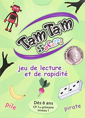 TAM TAM - Safari CP Niveau 1
