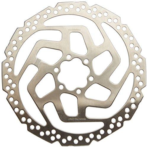 SHIMANO SM-RT26 Bremsscheibe, Silber, Durchmesser 160 mm