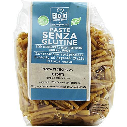 Oltresole – Ritorti pasta di ceci artigianale italiana, proteica e gluten free - 350 g