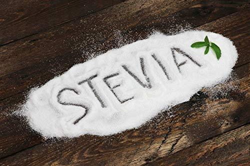 5 x 1 kg Erythritol + Stevia Mischung - Erythrit Zuckerersatz Kalorienfrei