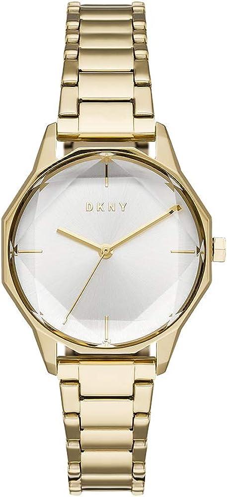 ●日本正規品● DKNY Women's Cityspire Stainless Quartz Steel Watch 税込