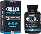 ONNIT Antarctic Krill Oil - 1000mg Per Serving - No Fishy Smell or...