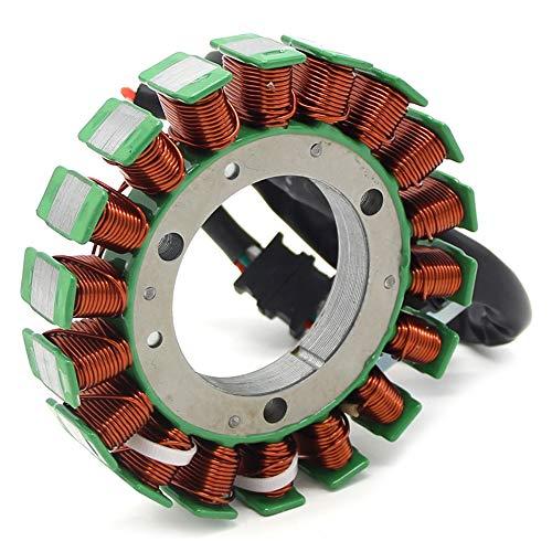Bobina de encendido eléctrico Magneto generador para Yamaha YFM350A Grizzly 350 2WD...