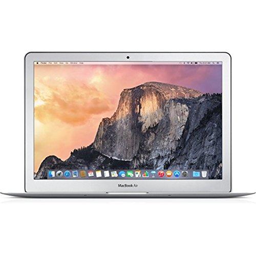 Apple - MacBook Air 13 / 1,6 GHz Intel Core i5 / 4 GB /hd 128 gb ssd /MJVE2LL / Tastiera qwerty us /MJVE2LL/A (Ricondizionato)