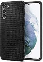 Spigen Compatible for Samsung Galaxy S21 Case Liquid Air - Matte Black