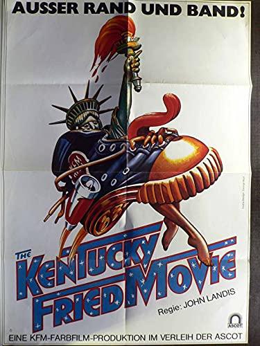 The Kentucky Fried Movie - John Landis - Filmposter A1 84x60cm gefaltet