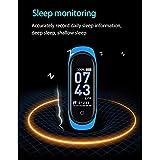 Immagine 1 festnight smart watch schermo a