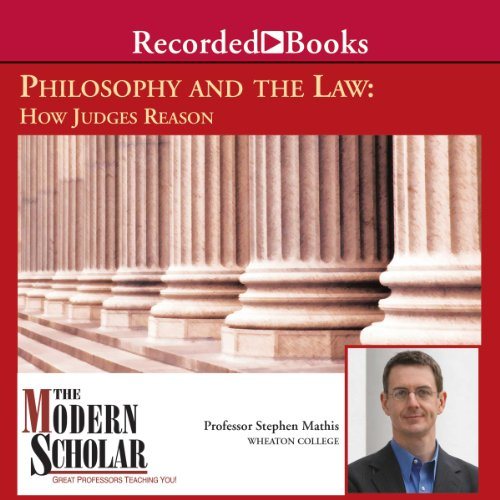 Philosophy and the Law audiobook cover art