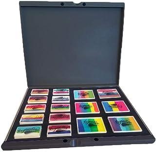 Kryvaline Split Cake Palette - Collectie 1, Professionele kwaliteit, cosmetische kwaliteit, palet voor schminken