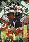 Fingus Malister, tome 2 : Crâne bavard, grimoire et magie noire par Holzl