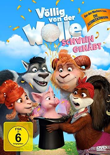 Völlig von der Wolle: Schwein gehabt!