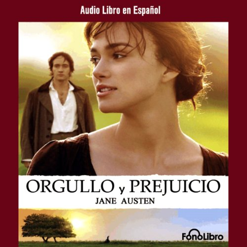 Couverture de Orgullo y Prejucio [Pride and Prejudice]