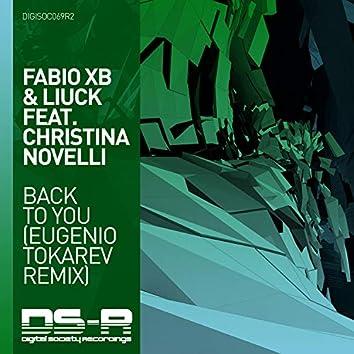 Back To You (Eugenio Tokarev Remix)