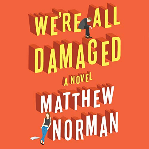 We're All Damaged cover art
