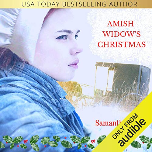 Amish Widow's Christmas Audiobook By Samantha Price cover art