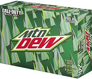 Mountain Dew Soda, 12 Ounce (24 Cans)